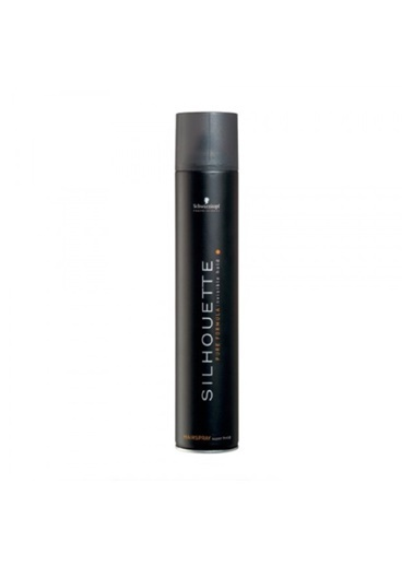 Super Hold Hair Spray 500 Ml-Silhouette